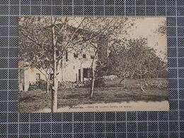 9621) España Spain Astúrias Casa De Illana Cerca De Nueva 1917 - Asturias (Oviedo)