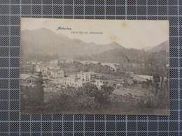 9622) España Spain Astúrias Vista De Las Arriondas 1917 - Asturias (Oviedo)