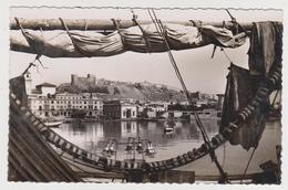 1740/ ALMERÍA, Detalle Del Puerto (1950s).- Harbour Porto Häfen. - Non écrite. Unused. No Escrita. Non Scritta. - Almería