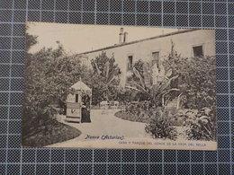 9629) España Spain Asturias Casa Y Parque Del Conde De La Vega Del Sella 1917 - Asturias (Oviedo)