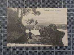 9633) España Spain Asturias Iglesia De Niembro  1917 - Asturias (Oviedo)