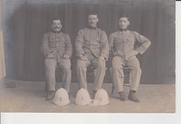Lot D'une Carte Troupe Coloniale Et Une Photo Départ Pour Le Maroc. - Regimente