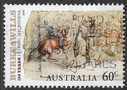 Australia 2010 Burke And Wills 60c Type 2 Sheet Stamp Good/fine Used [40/32374/ND] - 2010-... Elizabeth II