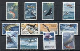 AAT 1973 Pictorials, Food Chain MUH - Australian Antarctic Territory (AAT)