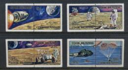 Cook Is 1972 Apollo Moon Exploration MUH - Cook Islands