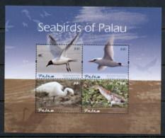 Palau 2011 Seabirds Of Palau MS MUH - Palau