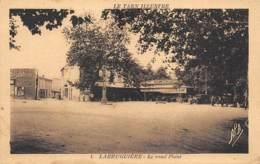 TARN  81  LABRUGUIERE  - LE ROND POINT - Labruguière