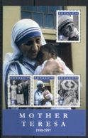 Tuvalu 2011 Mother Theresa MS MUH - Tuvalu