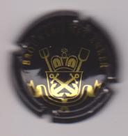 Capsule BIERE ( Brasserie BROUWERIJ HET ANKER Belqique , Gros Logo écriture En Majuscule ) {S24-19} - Bier