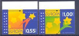 2006. Bulgaria, Europa 2006,  2v, Mint/** - 2006