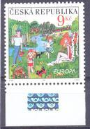 2004. Czech Republic,  Europa 2004, 1v, Mint/** - Europa-CEPT