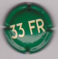 Capsule Mousseux ( 33 FR , Mousseux ? ) {S24-19} - Mousseux