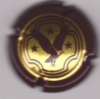 Capsule Mousseux ( Aigle Or Et Marron , Mousseux ? ) {S24-19} - Mousseux