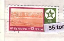 1978 ESPERANTO 1v. - Used/oblit.(O) BULGARIA / Bulgarie - Bulgarien