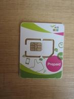 AIS Prepaid SIM Card,fixed Chip(with Scratch) - Thaïlande