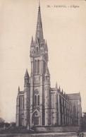 22----PAIMPOL---l'église--voir 2 Scans - Paimpol