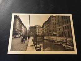 28 - MARSEILLE Canal Et Quai De La Douane - Canebière, Centro Città