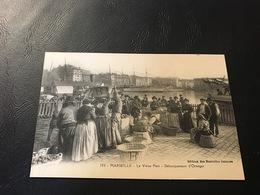 153 - MARSEILLE Le Vieux Port - Debarquement D'Oranges - Vieux Port, Saint Victor, Le Panier