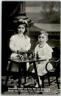 53028266 - Prinzessin Sophie Und Prinz Max Von Hohenberg - Royal Families