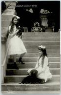 53028317 - Prinzessin Sophie Und Prinzessin Elisasbeth Dackel - Royal Families