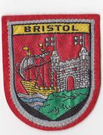 ECUSSON EN TISSU DE BRISTOL  EN ANGLETERRE - Patches