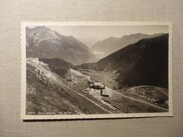 Berninabahn - Alp Grüm - Edit : Wehrli A.G Kilchberg - Zürich (5532) - GR Grisons
