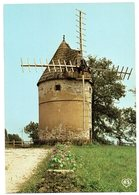 CPM    32     GERS             LE MOULIN DE LUPIAC - Windmühlen