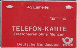 FIRST ISSUE L$G FRANCFORT 1983  LUXE 45U   Trés Rare Ungebraucht?     V 81 066.52 - Allemagne