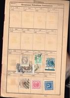 Lot Autriche Journaux, Etc. Identifier - Collections (sans Albums)