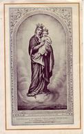 - Ancienne Image Pieuse, Image Religieuse - N.D Du Sacré Coeur - - Religion & Esotérisme