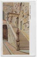 Firenze - Scala Del Bargello - Retro Indiviso - Firenze (Florence)