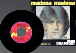 Alain Chamfort : Madona Madona + Un Coin De Vie (Disques Flèche) - Disco, Pop