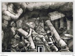 MANTOVA:  PALAZZO  DEL  TE  -  SALA  DEI  GIGANTI  -  FOTO  -  FG - Musei