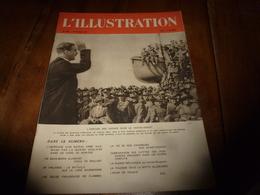 1940 L'ILLUSTRATION :ANZACS (Australie-Nlle Zélande); Finlande;Pologne (Jerozolimska) ;Front Des Vosges;Bateau-Phare;etc - Journaux - Quotidiens