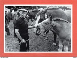 PLOERDUT GUEMENE-SUR-SCORFF FOIRE AUX CHEVAUX PHOTO KERVINIO AGRICULTURE An: 1982 Etat: TB Edit: Neudin - Autres Communes