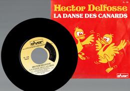 Hector Delfosse : La Danse Des Canards + Urfa Tango (Elver 1980) - Disco, Pop