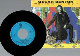 Oscar Benton : Bensonhurst Blues + Where Will I Go ?  (Universe Production 1989) - Disco, Pop