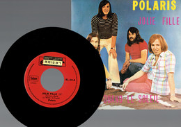 Polaris : Jolie Fille + Quand Le Soleil (Elver) - Disco, Pop