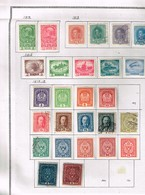 Lot Autriche Vieux Timbres à Identifier - Collections (sans Albums)