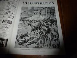 1940 L'ILLUSTRATION :Terrible Tremblement De Terre En Roumanie (Bucarest, Etc); Salon; Soierie De Lyon; Etc - Journaux - Quotidiens