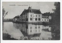 Eghezee - Chateau De Frocourt - Eghezée