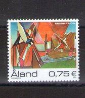 Aland. émigration - Aland