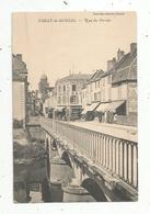 Cp , 71, PARAY LE MONIAL ,  Rue Du PERRIER ,  Vierge ,  Ed. Nouvelles Galeries Renaud - Paray Le Monial