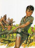 Signe De Piste      Le Relais De La Chance Au Roy - Scouting