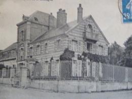 CARTE POSTALE Ancienne De WATTEN 59 - NORD Le CHATEAU De La MONTAGNE En 1921 Sans Animation - Sonstige Gemeinden