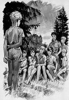 Signe De Piste      Le Bracelet De Vermeil - Scouting