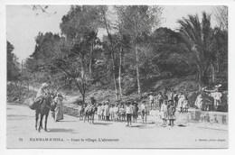Hammam-R'hira - Dans Le Village. - L'abreuvoir - Geiser 31 - Algérie