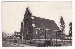 95 Bezons N°11 123 Eglise Notre Dame De Lourdes VOIR ZOOM Garage Station Essence BP PUB Autoradios AREL - Bezons