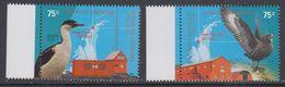 Argentina 2001 Antarctica Base Brown & San Martin 2v (+margin) ** Mnh (43110A) - Zonder Classificatie