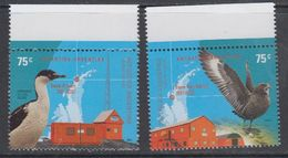 Argentina 2001 Antarctica Base Brown & San Martin 2v (+margin) ** Mnh (43110B) - Zonder Classificatie